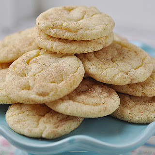 Snickerdoodles – And A Variation On A Theme