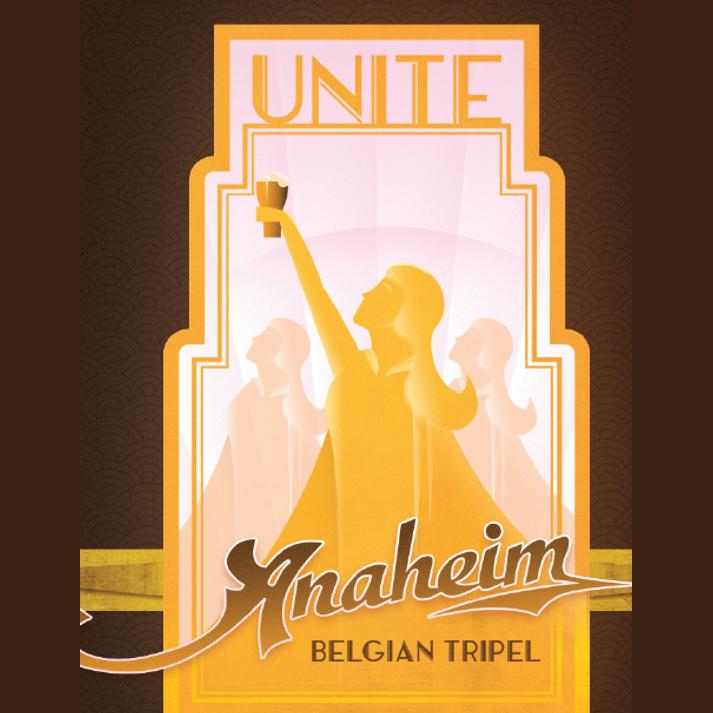 Logo of Anaheim Unite Belgian Tripel