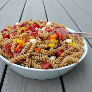Antipasto Salad With Italian Dressing Recipes.