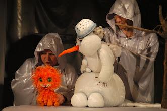 Photo: Сцена из спектакля