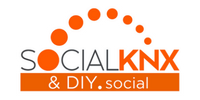 SocialKNX and DIYsocial logo