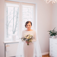 Wedding photographer Maria Wołkowa (MariaWolkowa). Photo of 10.02.2017