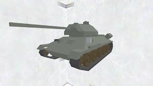 T-34/85 無料版 キャタピラー対応
