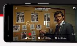 screenshot of Netflix