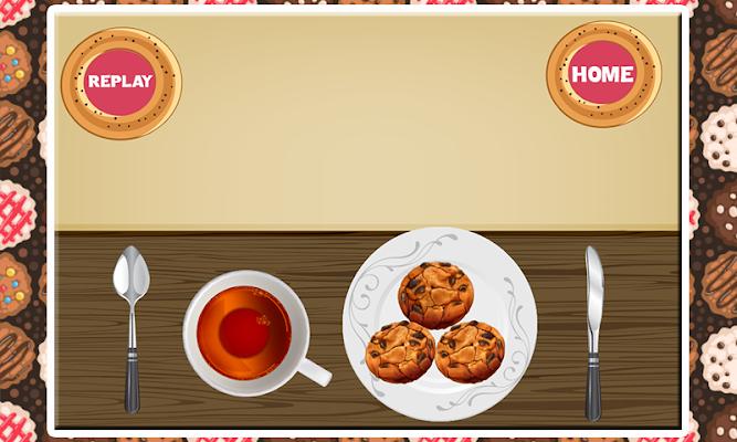 Chocolate Chip Cookies Maker - screenshot