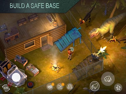 Jurassic Survival MOD Apk 2.7.0 (Free Craft) 4