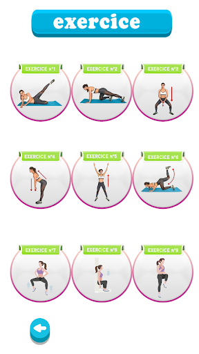 7 Minute Workout for Women 2.0 screenshots 1