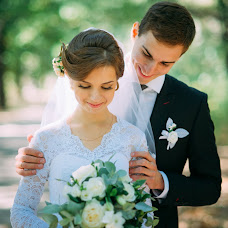 Wedding photographer Aleksandr Khalimon (Khalimon). Photo of 19.10.2015