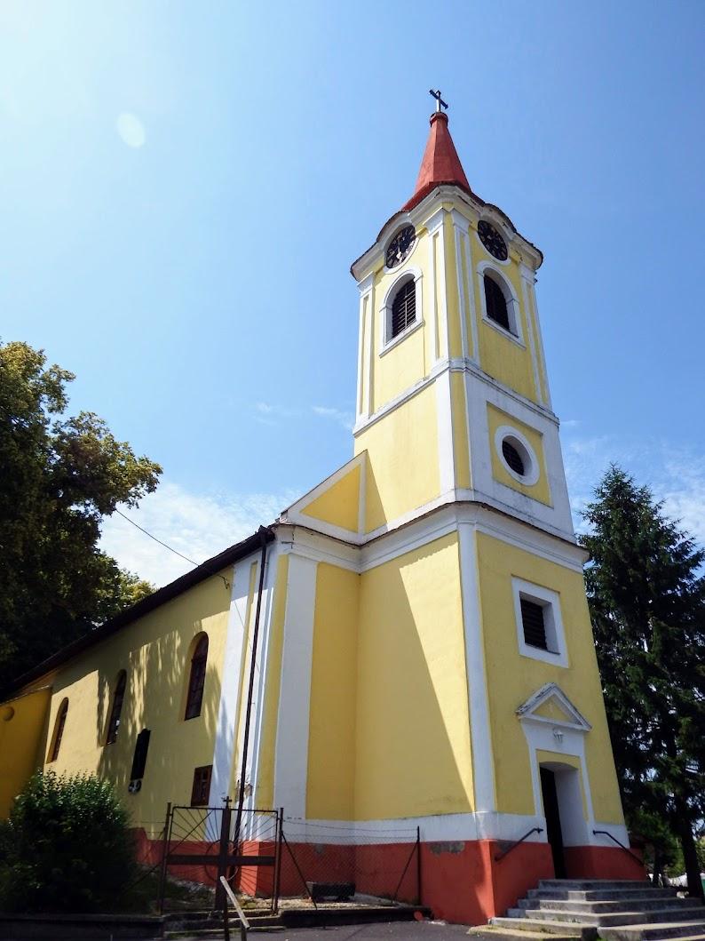 Nyőgér - Szent Imre rk. templom