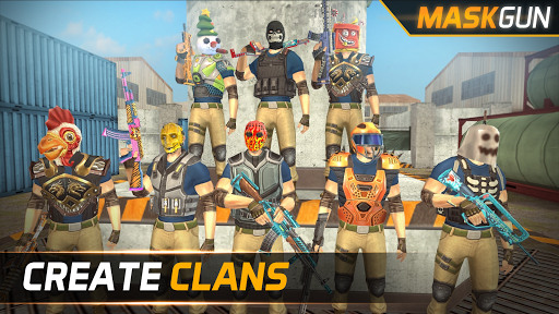 MaskGun u00ae - Multiplayer FPS  screenshots 10