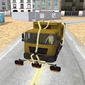 Construction 3D Truck Sim