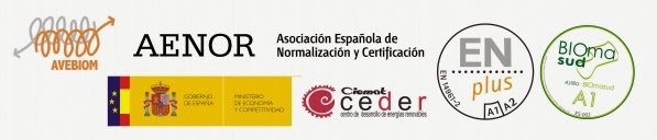 Organizadores del Curso sobre calidad de biocombustibles sólidos, 25 de febrero