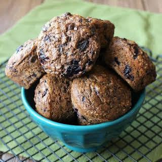 Black Forest Cherry Muffins.