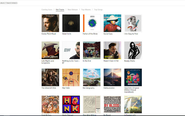 Apple Music Search (with Preview)