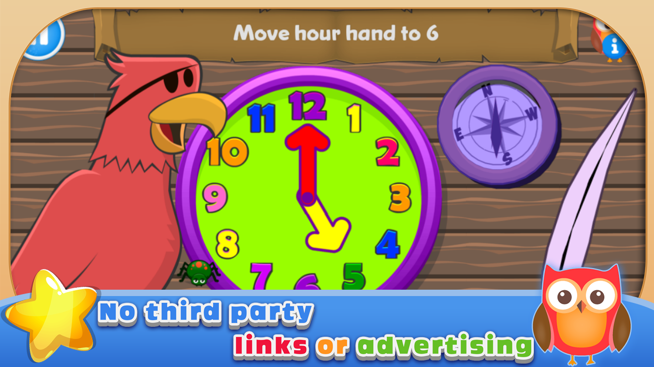 EduGuru Maths Kids 3–5 Free- screenshot