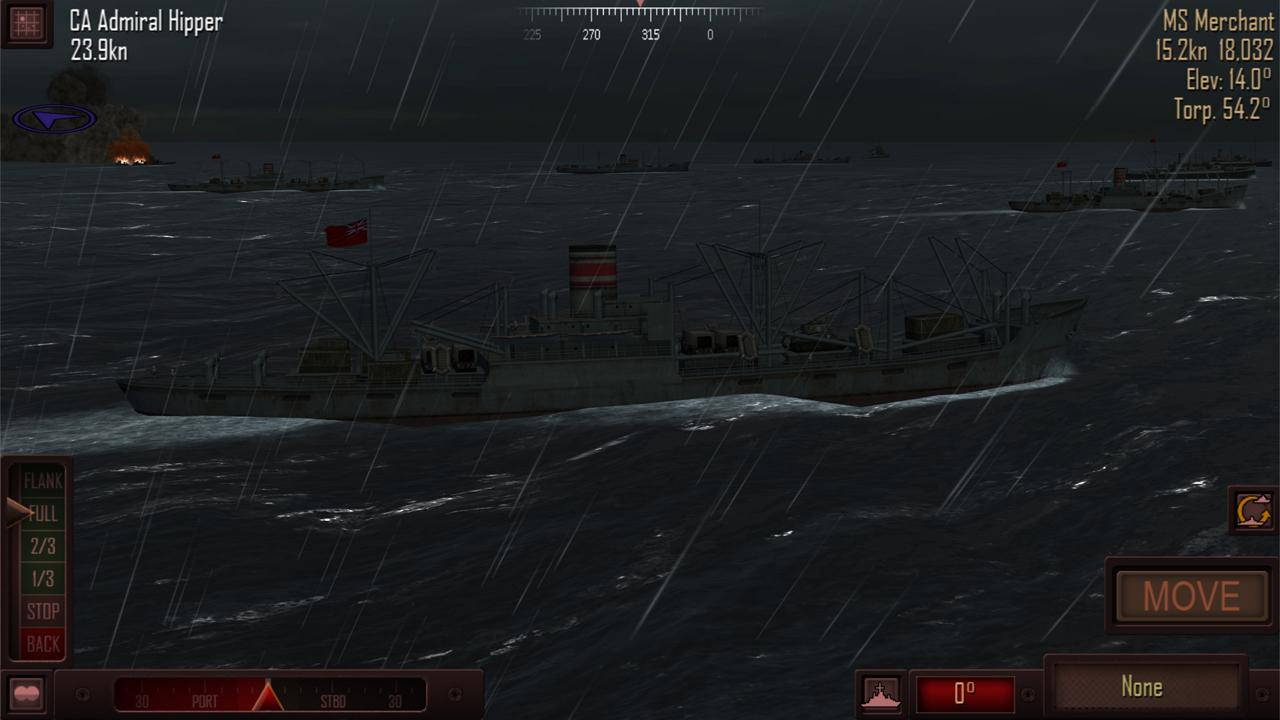 atlantic fleet deutsch