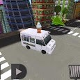 Candy & Ice Cream Truck icon