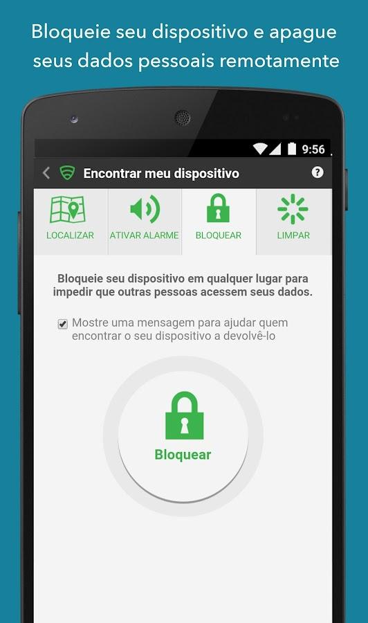 Antivirus & Segurança |Lookout: captura de tela