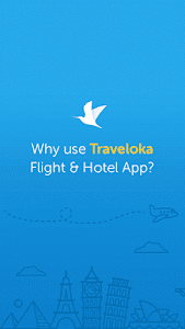 Traveloka Book Flight & Hotel screenshot 0