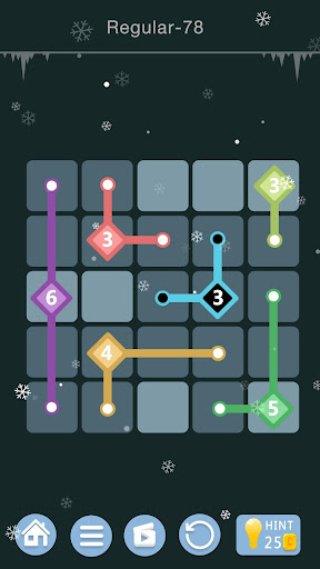 Shikaku - Rectangles Puzzle - screenshot