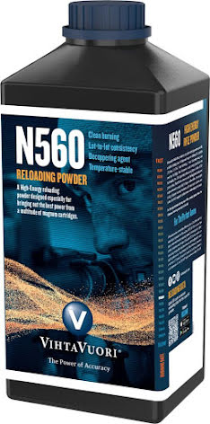Vihtavuori N560 1,0kg förp.