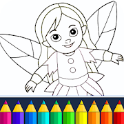 Coloring game for girls and women MOD + APK