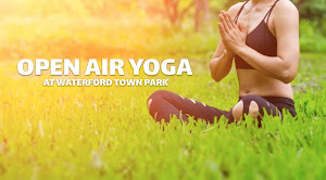 Open Air Yoga at Waterford Town Park