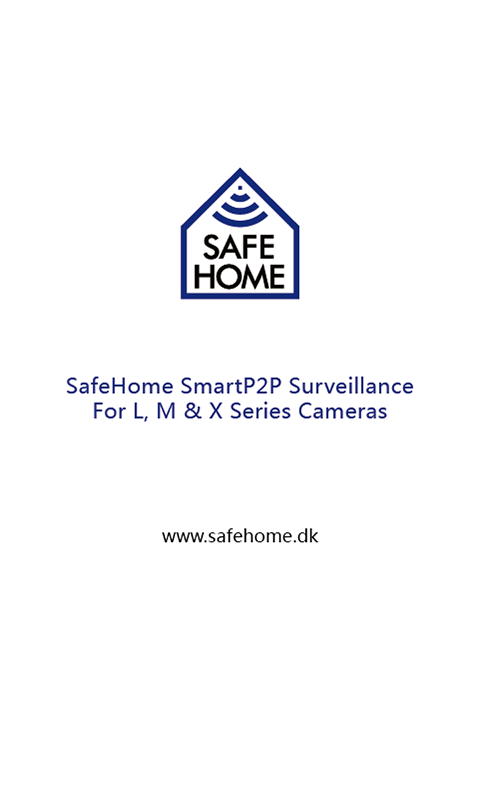 SafeHomeSmartP2P- screenshot
