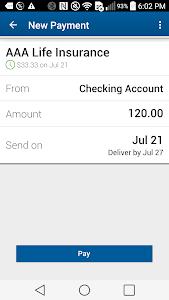 Landmark Credit Union Mobile screenshot 3
