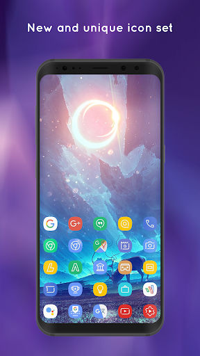 S9 Launcher - Galaxy S9 Launcher screenshot 4