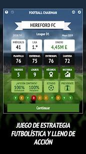 Football Chairman Pro – Dirige un club de fútbol 1
