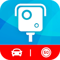Radar & Police Detector: Camera, Blitz, Traffic icon