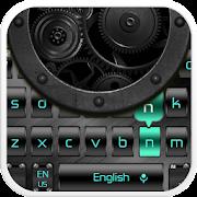 Black Metal Keyboard