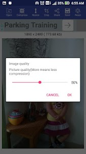 Image Resizer - compress images in kb and mb. 1.35 (Premium)