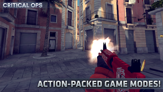 Critical Ops (Mod, Unlimited Bullets) 3