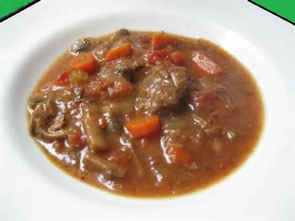 Spring Hill Ranch's Braised Beef Stew Recipe