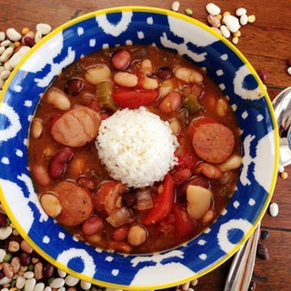 Slow Cooker Cajun 15 BEAN SOUP®