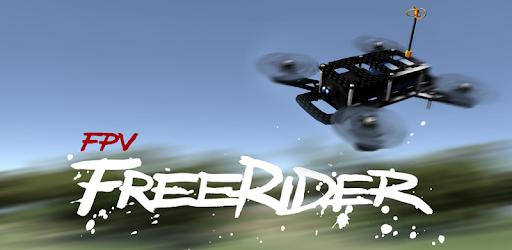FPV Freerider FREE captures d'écran