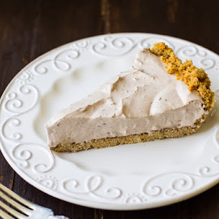 Chocolate Cream Pie with a Graham Cracker Crust