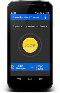 Speed Booster & Cleaner 2016 screenshot