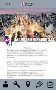 Ascensores Gerhardt SRL screenshot 11