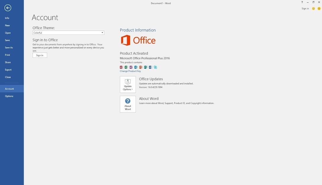 Download Office 2016 full crack | Hướng dẫn crack office 2016 mới nhất 2017