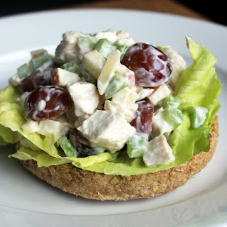 Greek-Yogurt Chicken Salad.