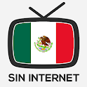 TV México Sin Internet icon