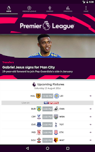 Premier League - Official App- screenshot thumbnail