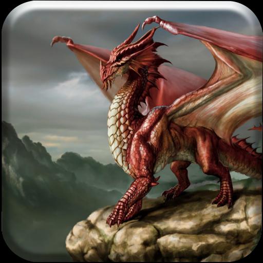 Evil Dragon Run 冒險 App LOGO-APP開箱王