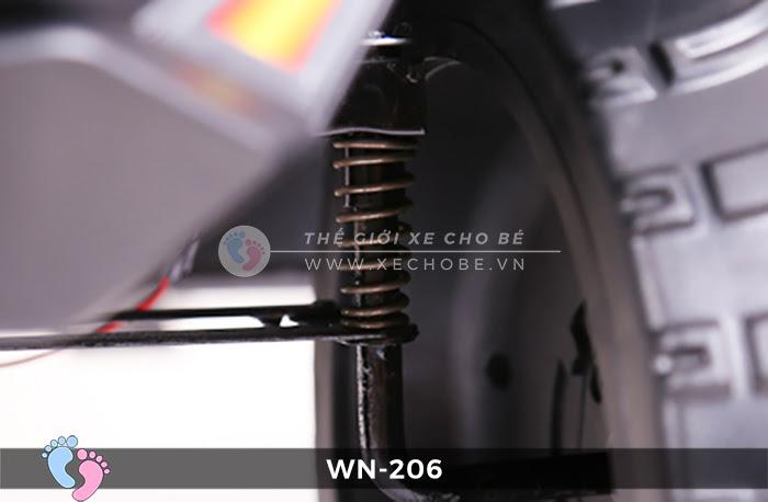 Xe hơi điện địa hình cho bé WN-206 8