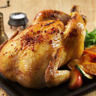 Whole Roasted Chicken With Potatoes Recipes