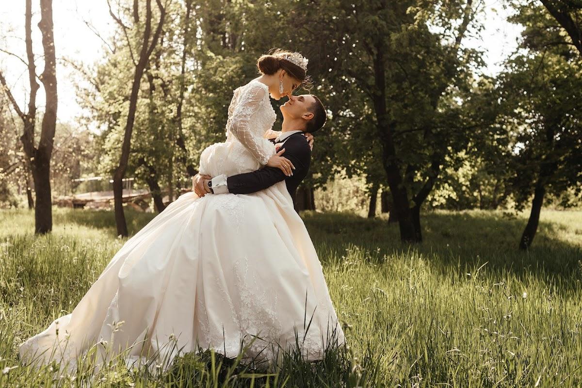 Свадебные фотографии иностранных фотографов