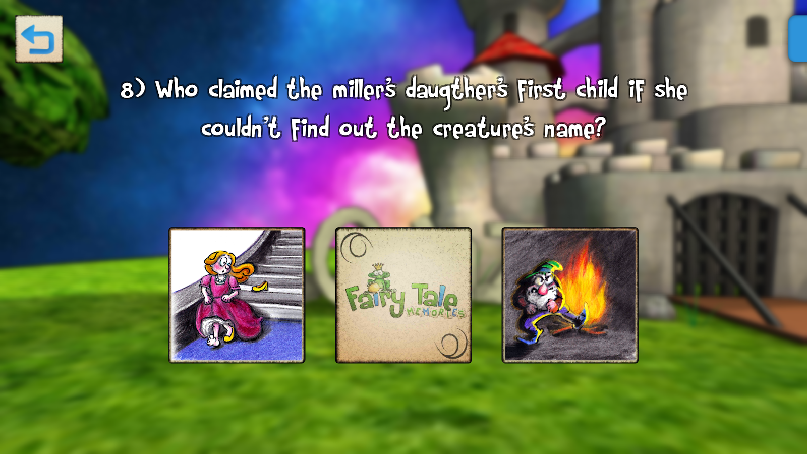 Fairy Tale Memories- screenshot